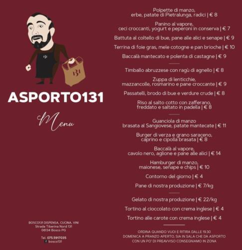 Domicilio Bosco 131